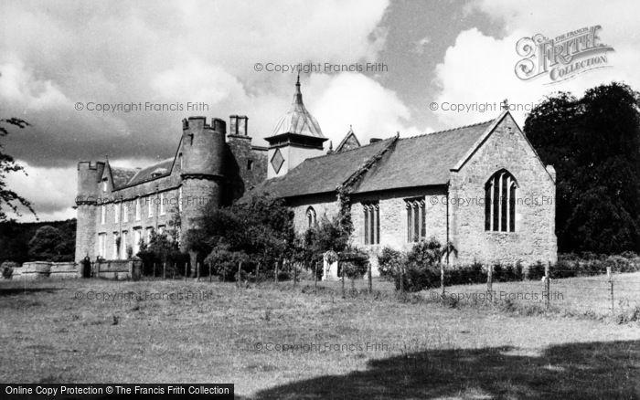 Photo of Yarpole, Croft Castle And Church c.1960