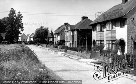 Photo of Yate, Ridge Estate c.1955