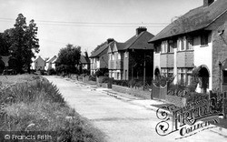 Yate, Ridge Estate c.1955