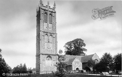 Yate, St Mary's Church 1903
