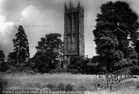 Photo of Yate, St Mary's Church c.1955