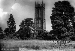 Yate, St Mary's Church c.1955