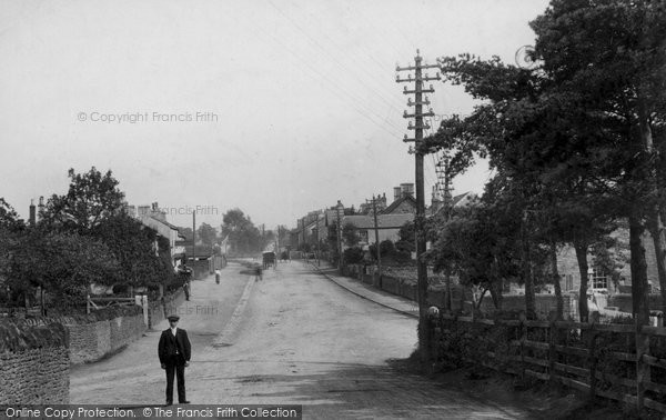 Photo of Yate, Station Road 1903