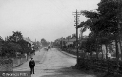 Yate, Station Road 1903