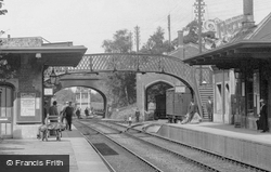 The Station 1903, Yate