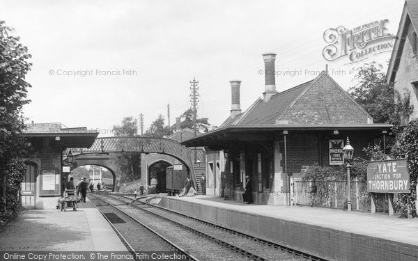 Photo of Yate, the Station 1903, ref. 50123x