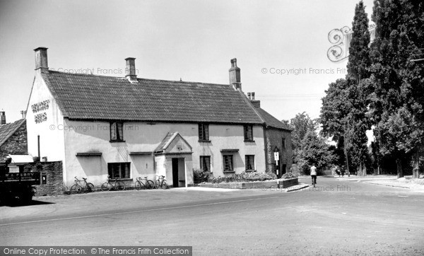 Photo of Yate, The White Lion, Church Road c.1955