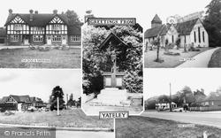 Yateley, Composite c.1965