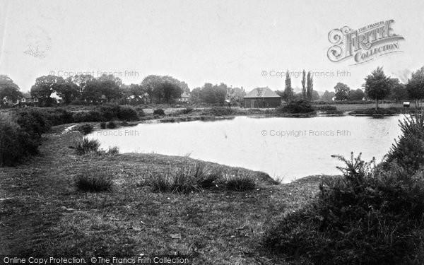 Photo of Yateley, Green 1910