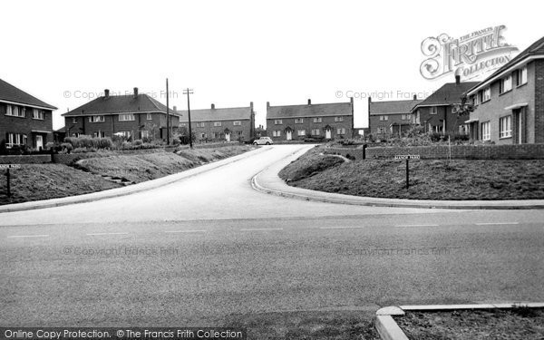 Photo of Yateley, Manor Park c.1960