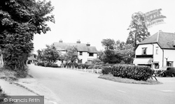 Yateley, Reading Road c.1960