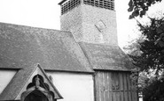 Yateley, St Peter's Church c1960