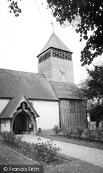 Yateley, St Peter's Church c.1960