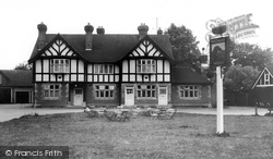 Yateley, The Dog And Partridge c.1960