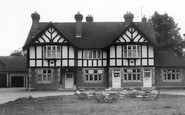 Yateley, the Dog and Partridge c1965