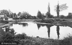 Yateley, The Green 1910