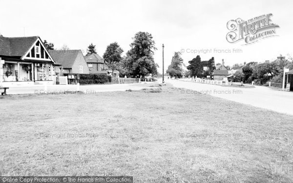 Photo of Yateley, The Post Office c.1960