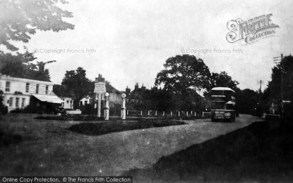 Photo of Yateley, The Village 1932