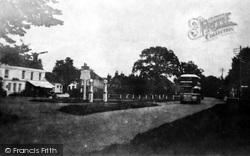 Yateley, The Village 1932
