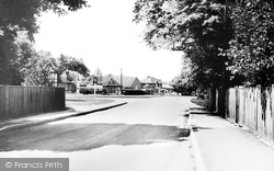 Yateley, The Village c.1965