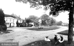 Yateley, Village 1906