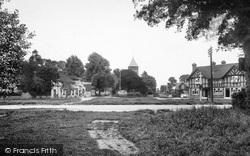 Yateley, Village 1924