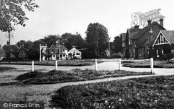 Yateley, Village Post Office 1932