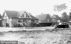 Yateley, Village Post Office c.1950