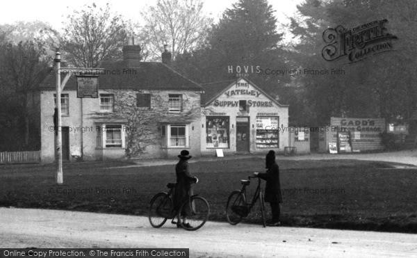 Photo of Yateley, Village Shop 1919