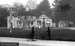 Yateley, Village Shop 1919