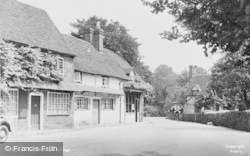 Yattendon, Village c.1950