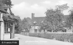 Yattendon, Village c.1950