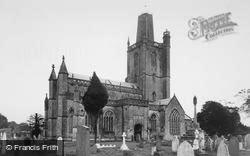Yatton, Church Of St Mary The Virgin c.1955
