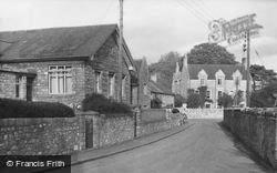 Church Road c.1955, Yatton
