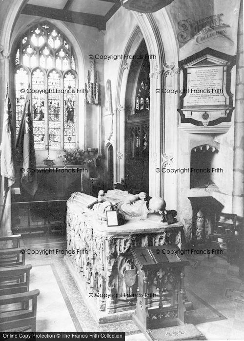 Photo of Yatton, Church, The Newton Chapel c.1955