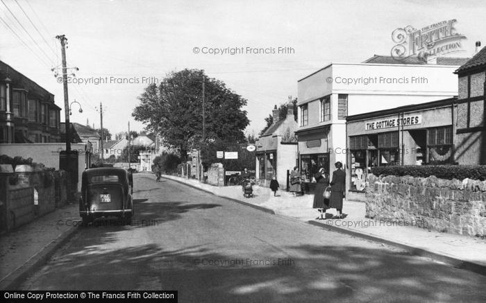 Photo of Yatton, High Street c.1955