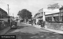 High Street c.1955, Yatton