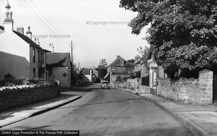 Photo of Yatton, High Street c.1960