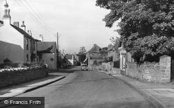 High Street c.1960, Yatton