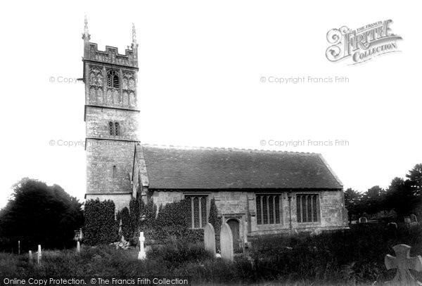 Photo of Yatton Keynell, St Margaret's Church 1904