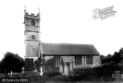 Yatton Keynell, St Margaret's Church 1904