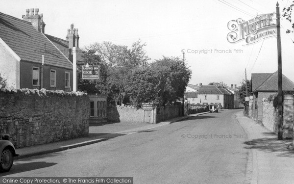 Photo of Yatton, North End Road c.1955