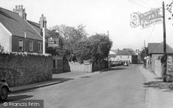 North End Road c.1955, Yatton