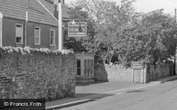 Railway Inn c.1955, Yatton