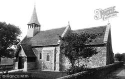 Yaverland, St John The Baptist Church 1890