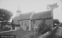 Yaverland, St John The Baptist Church 1893