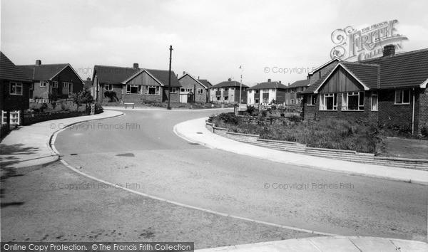 Photo of Yeadon, Church Crescent c.1965