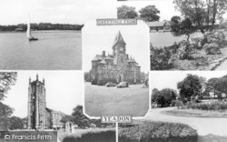 Yeadon, Greetings From Yeadon Composite c.1965