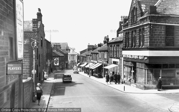 Photo of Yeadon, High Street c.1965