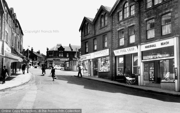 Photo of Yeadon, High Street c.1965